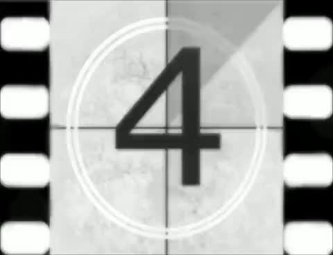 Watch and share Film Reel 5,4,3,2,1, Countdown-Creative Commons Use GIFs on Gfycat