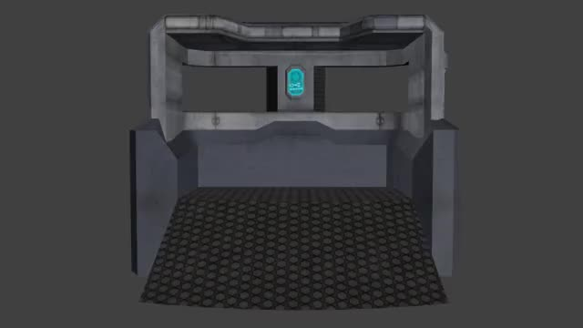 Watch PS2 Construction Shield GIF by LorrMaster (@lorrmaster) on Gfycat. Discover more 3Dmodeling, Blender, Planetside GIFs on Gfycat