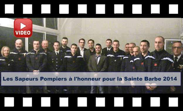 Watch and share AGDE - Les Sapeurs Pompiers À L'honneur Pour La Sainte Barbe 2014 GIFs on Gfycat