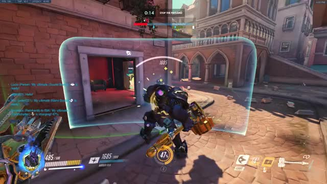 Watch Career Ender GIF on Gfycat. Discover more Overwatch, highlight GIFs on Gfycat
