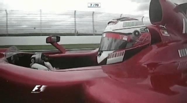 formula1, Raikkonen onboard looped gif (reddit) GIFs