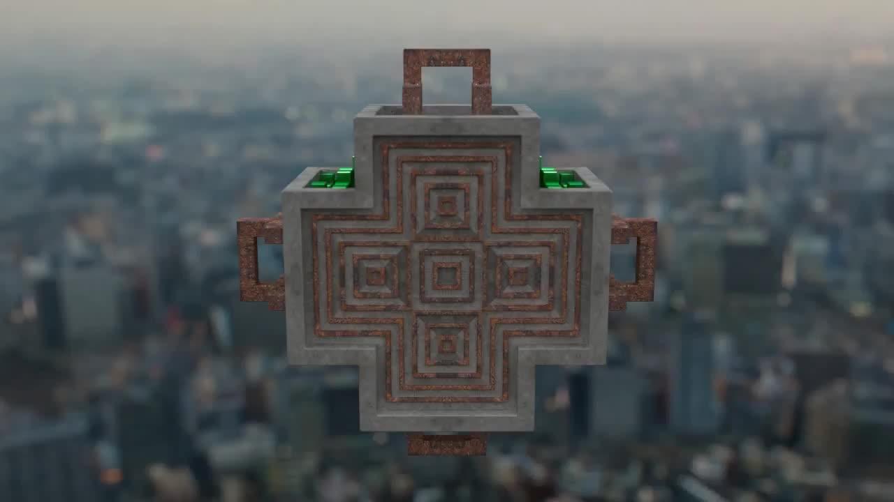 blender, kaleidoscope animation GIFs