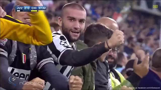 Watch and share (www.nGolos.com) Juventus 2-0 Chievo - Higuain 59' GIFs on Gfycat