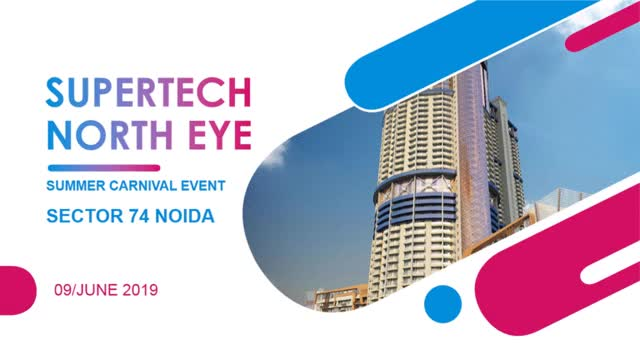 Watch and share Supertech North Eye GIFs and Real Estate GIFs by pradeepfmp on Gfycat