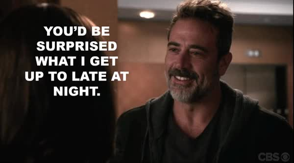 Watch vnmSI Hi GIF on Gfycat. Discover more jeffrey dean morgan GIFs on Gfycat