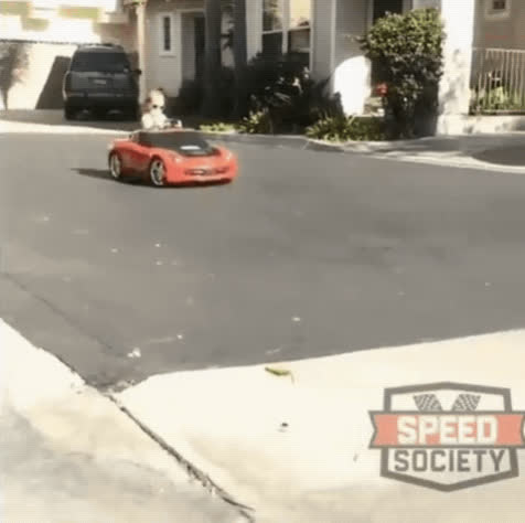 corvette, deal with it, speed society, sunglasses, Deal With It - Speed Society GIFs