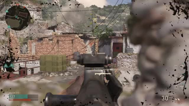 Watch Call of Duty WWII 2018.07.11 - 01.13.29.03.DVR GIF on Gfycat. Discover more callofdutywwii GIFs on Gfycat