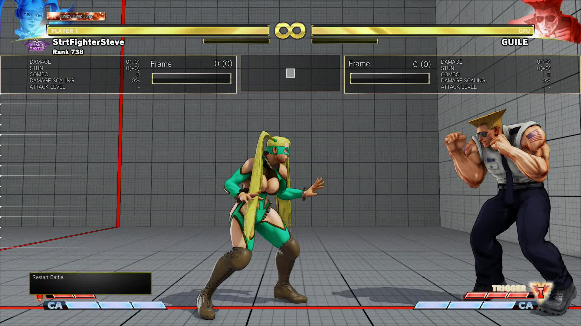StreetFighter, VRR GIFs