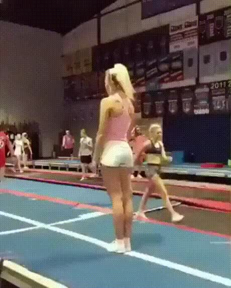 Watch and share Gymnastics GIFs and Gymnast GIFs on Gfycat