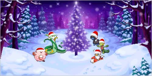 Watch and share Pokegraphic GIFs and Christmas GIFs on Gfycat