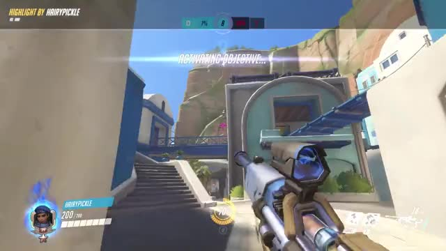 Watch pit sleep dart  GIF on Gfycat. Discover more People & Blogs, ana, highlight, mei, overwatch, whud99 GIFs on Gfycat