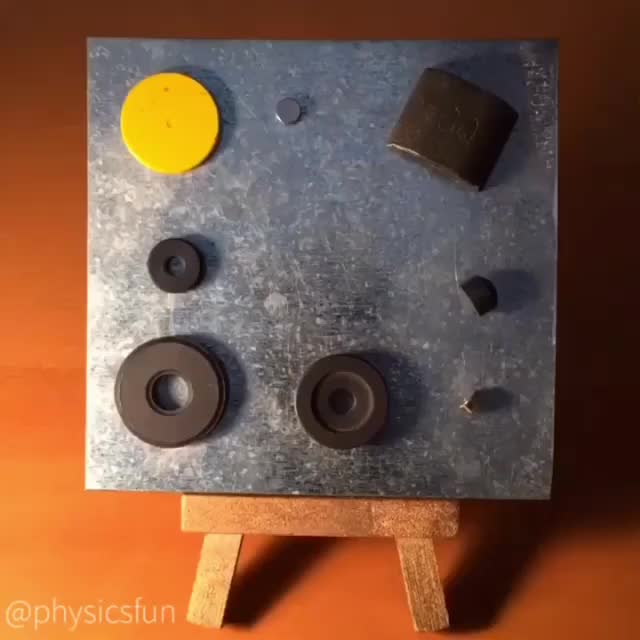 Watch Video by physicsfun GIF on Gfycat. Discover more Damnthatsinteresting, physicsgifs GIFs on Gfycat