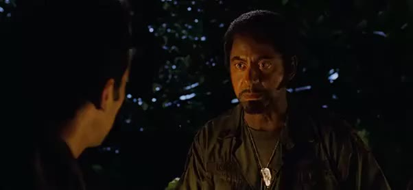 Watch and share Robert Downey Jr GIFs and Tropic Thunder GIFs by jaxspider on Gfycat