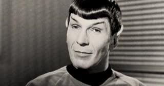 Watch Star Trek Spock GIF GIF on Gfycat. Discover more leonard nimoy GIFs on Gfycat