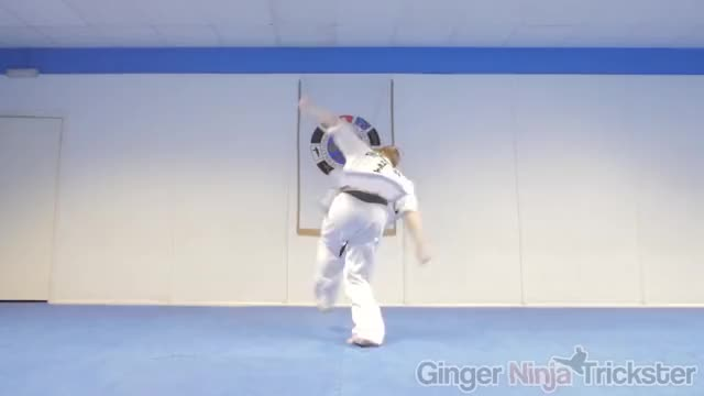 Watch and share Taekwondo Tutorial GIFs and 540 Kick Tutorial GIFs on Gfycat