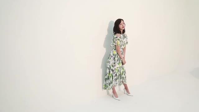 World's Most Beautiful Smile belongs to Mina GIF by Jukebaet