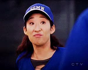 Watch and share Grey's Anatomy GIFs and Cristina Yang GIFs on Gfycat