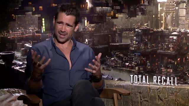 Watch and share Colin Farrell GIFs and Total Recall GIFs on Gfycat