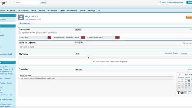 Watch and share How To Submit A Salesforce Case Gif GIFs on Gfycat