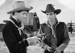 Watch and share Montgomery Clift GIFs and Walter Brennan GIFs on Gfycat
