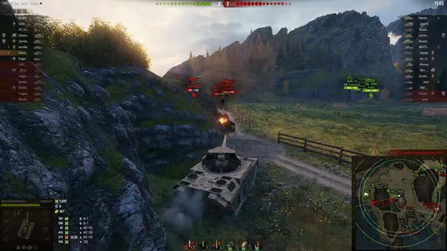 Watch and share World Of Tanks GIFs on Gfycat