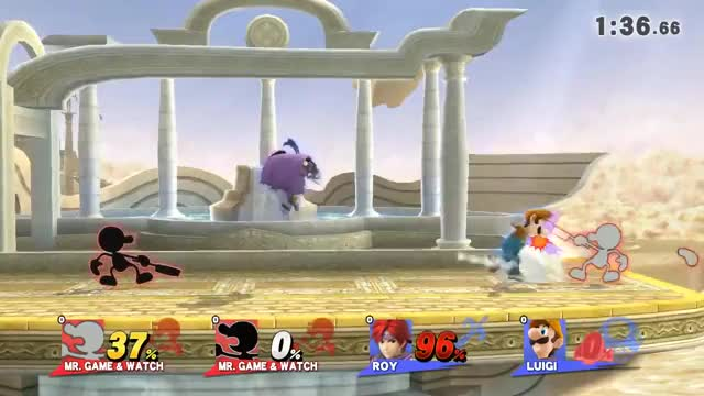 Watch and share Smashbros GIFs and Sausages GIFs on Gfycat