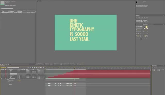 Watch Kinetic Typography Tutorial GIF on Gfycat. Discover more related GIFs on Gfycat
