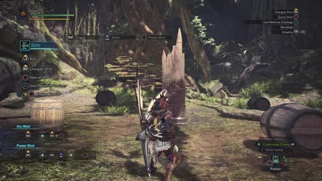 Monster Hunter: World bow guide - Polygon