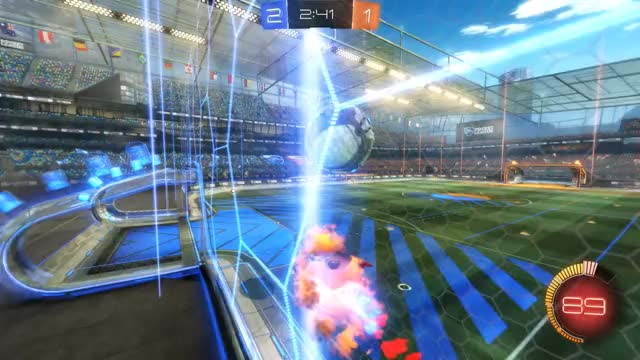 Watch Goal 4: Catman GIF by Gif Your Game (@gifyourgame) on Gfycat. Discover more Catman, Gif Your Game, GifYourGame, Goal, Rocket League, RocketLeague GIFs on Gfycat