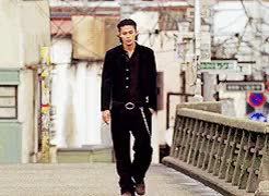 Watch and share Crows Zero Part Ii GIFs and Takiya Genji GIFs on Gfycat