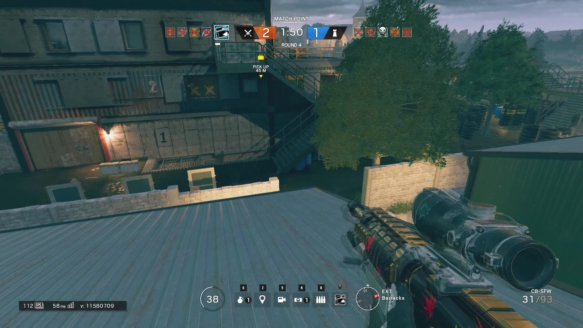 Rainbow6, Siege, Buck Main GIFs