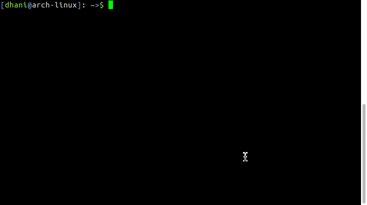 Initialize MariaDb data directory GIFs