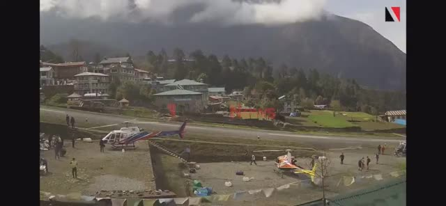 Watch Nepal LET410 plane Crashes into Helicopter😱#liveleak #plane #crash #helicopter GIF by @timmy6169 on Gfycat. Discover more people & blogs, w3s GIFs on Gfycat