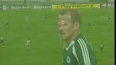 Watch and share Vincent Candela. Panathinaikos - Udinese. 22.11.2005 GIFs by fatalali on Gfycat