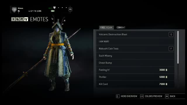 Watch and share For Honor GIFs and Nobushi GIFs by palyndol on Gfycat