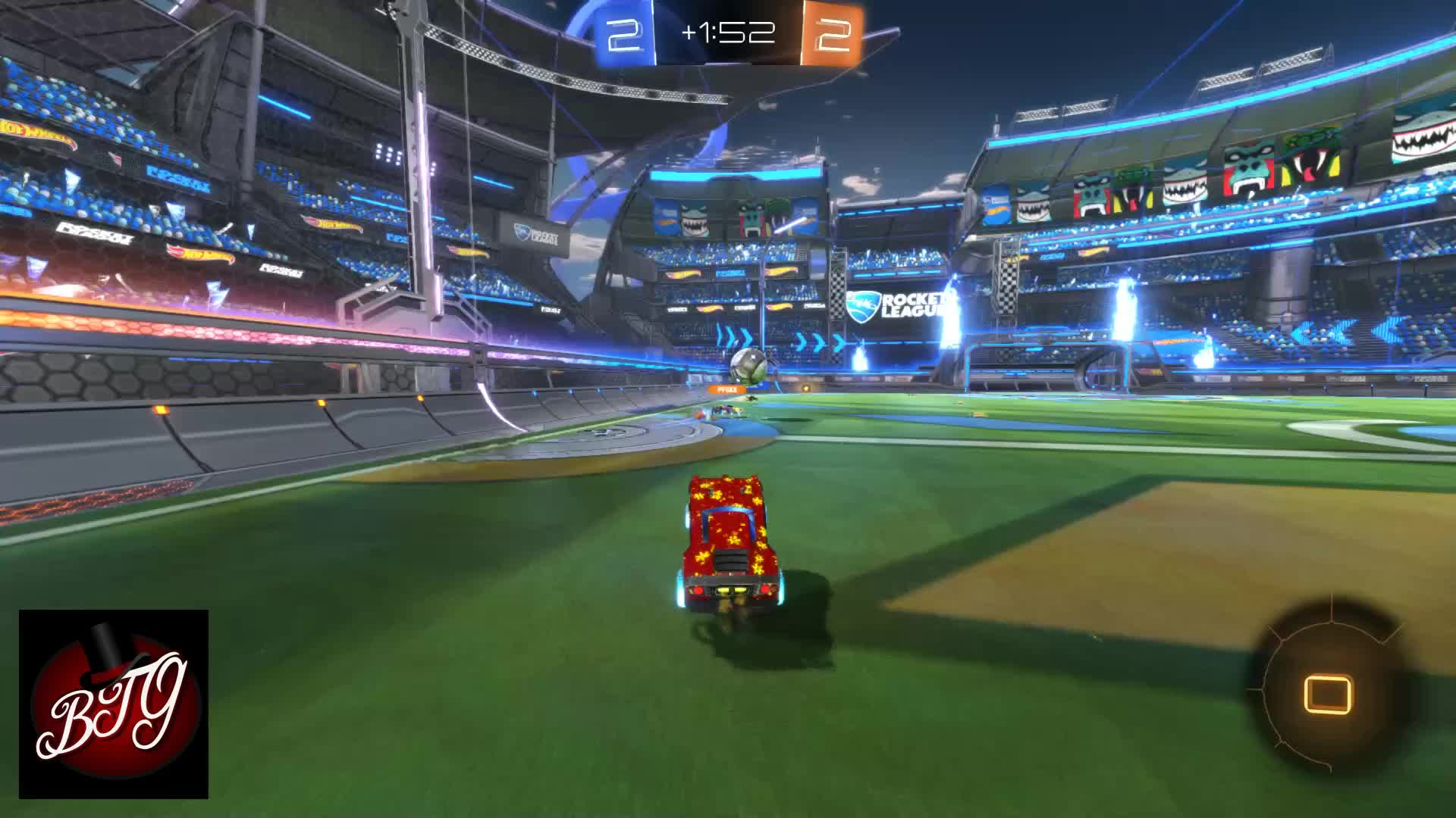 CarKneeJR, Gif Your Game, GifYourGame, Goal, Rocket League, RocketLeague, Goal 5: CarKneeJR GIFs