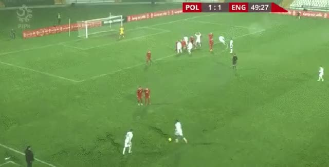 Watch Ryan Ledson with a terrible cross for England U18 (reddit) GIF on Gfycat. Discover more everton, soccer GIFs on Gfycat