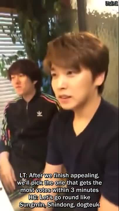 ENG SUB] HD Super Junior IG live 170521 (LT, HC, YS, SD, SM, KH) GIF