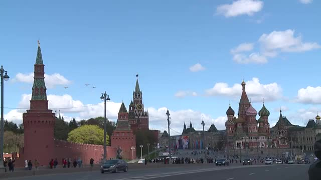 Watch and share Russian Airforce Practices For Victory Day Parade GIFs on Gfycat