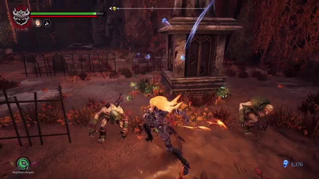 Watch and share Darksiders Iii GIFs and Gunfire Games GIFs by Kaneda18 on Gfycat