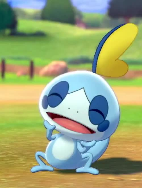 Watch and share Pokemon GIFs and Sobble GIFs by snohax on Gfycat