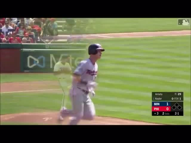 Watch and share Minnesota Twins GIFs and Baseball GIFs on Gfycat