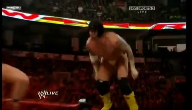 WWE Jericho
