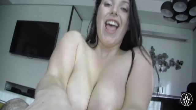 Angela white titfuck