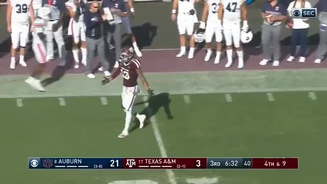 Watch and share College Football GIFs and Auburn Football GIFs by texasaggies on Gfycat