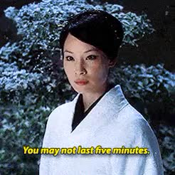 Watch and share Kill Bill Volume 1 GIFs and Kill Bill Volume 2 GIFs on Gfycat