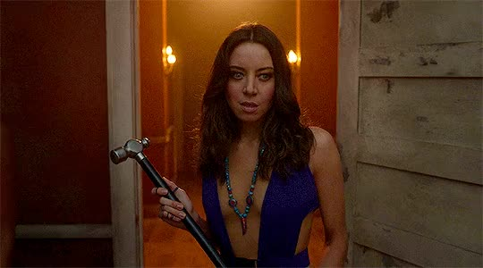Watch and share Aubrey Plaza GIFs by Here to Gif  on Gfycat