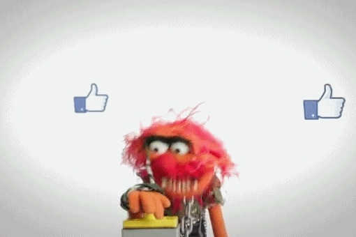facebook, Like GIFs