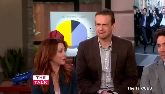 Watch and share Alyson Hannigan Cries Over No Longer Working With Jason Segel GIFs on Gfycat