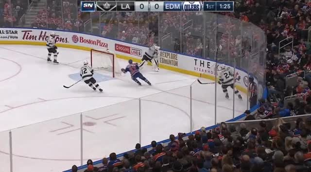 Watch Maroon hits Doughty GIF by @cultofhockey on Gfycat. Discover more related GIFs on Gfycat